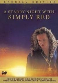 Cover Simply Red - A Starry Night With Simply Red [DVD]